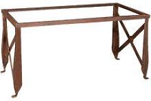 Base per Tavolo in ferro, L150xPR76xH75 cm