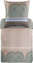 Bassetti Biancheria da letto, cotone, beige, 240 x