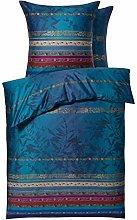 Bassetti Biancheria da letto Malve B1 blu, 200 x