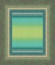 Bassetti Tovaglia, Cotone, Verde, 140 x 170