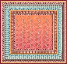 Bassetti Tovaglia in cotone, colore rosso, 110 x