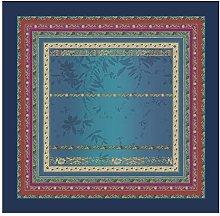 Bassetti Tovaglia Malve, B1, blu, 170 x 170 cm