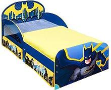 Batman Lettino per Bambini con Contenitore