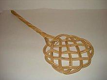 Battipanni - Battitappeto in bamboo fibra vegetale