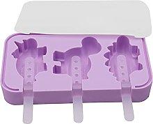 BAWAQAF - Stampo per gelato con coperchio per