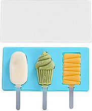 BAWAQAF - Stampo per gelato in silicone con