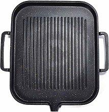 Bbq Barbecue In Alluminio Per Friggere Piastra In