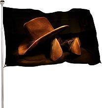 BDGHTDARED - Bandiera da giardino, con occhielli