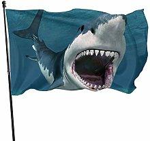 BDGHTDARED - Bandiera grande per giardino, 7,5 x