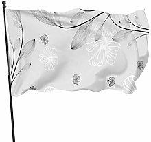 BDGHTDARED - Bandiera per piante da giardino con