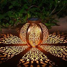 Bearsu - Lanterna da giardino solare Decorazione