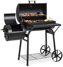 Beef Brisket barbecue con affumicatore termometro