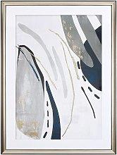 Beliani - Decorazione da parete con cornice 60 x