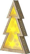 Beliani - Decorazione LED albero di natale 35 cm
