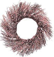 Beliani - Ghirlanda pasquale ø 50 cm rosa GALLETAS