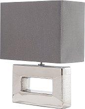 Beliani - Lampada da tavolo moderna di color