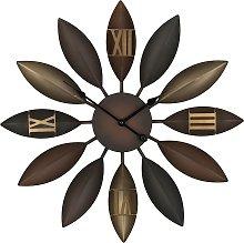 Beliani - Orologio da parete marrone BEINWIL