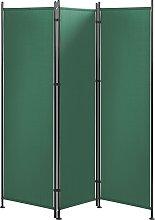 Beliani - Paravento a 3 pannelli 160 x 170 cm