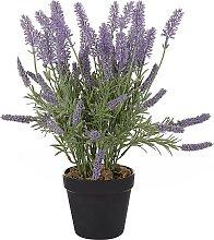 Beliani - Pianta artificiale in vaso 42 cm