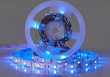 Beliani - Striscia LED a 16 colori e luce bianca