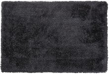 Beliani - Tappeto pelo lungo 160 x 230 cm Nero CIDE