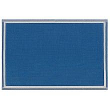 Beliani - Tappeto per esterni blu 120 x 180 cm