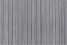 Beliani - Tappeto per esterni grigio 160 x 230 cm
