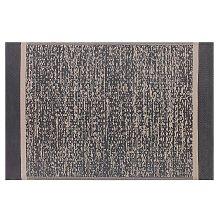 Beliani - Tappeto per esterni nero/beige 160 x 230