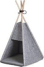 Beliani - Tenda per animali domestici in feltro