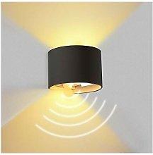 BELLALULUHT Lampada da parete a LED con sensore di