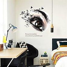 Bellissimi occhi Adesivi murali Soggiorno Camera