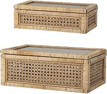 Belmont scatola di pino