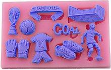 Belupai - Stampo per dolci in silicone per
