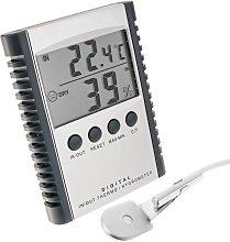BeMatik - Termometro igrometro con doppio sensore