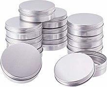 BENECREAT 12 Pack 100ml Lattina di Alluminio