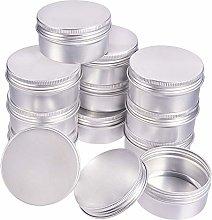 BENECREAT 12 Pack 80ml Lattina di Alluminio