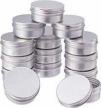 BENECREAT 20 Pack 50ml Lattina di Alluminio