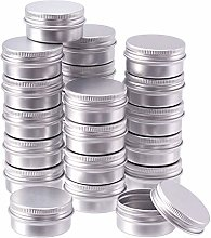 BENECREAT 24 Pack 20ml Lattina di Alluminio