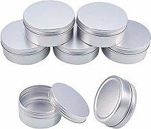BENECREAT 5 Pack 250ml Lattina di Alluminio