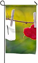 Benvenuti True Love Message Banner Bandiera