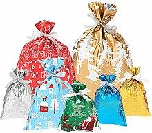 BESPORTBLE - Confezione da 7 sacchetti per