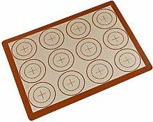 BESTONZON macaron silicone mat resistente al