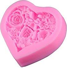 BESTonZON - Stampo per caramelle in silicone a