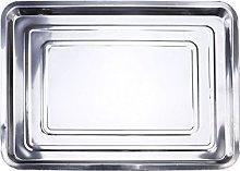 Bestonzon, teglia da forno in acciaio inox,