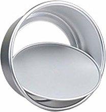 BESTonZON Tortiera Tonda in Lega di Alluminio