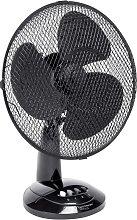 Bestron Ventilatore da Tavolo 35 cm Nero DDF35Z