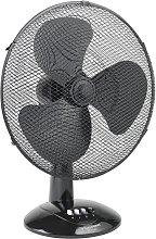 Bestron Ventilatore da Tavolo DDF45Z 43,5 cm Nero