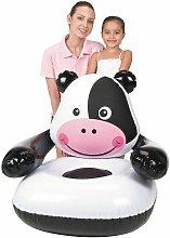 Bestway Poltrona Sedia Gonfiabile Mucca Moo-Cow