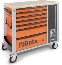 Beta - CASSETTIERA MOBILE CON 7 CASSETTI E
