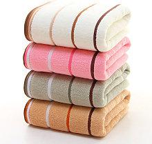 BETT Set di 4 asciugamani piccoli in cotone,